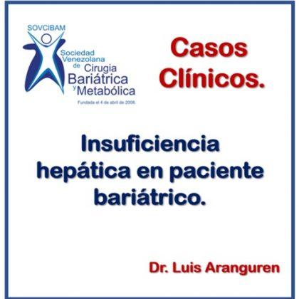 Cirrosis Hepática. Caso Clínico.